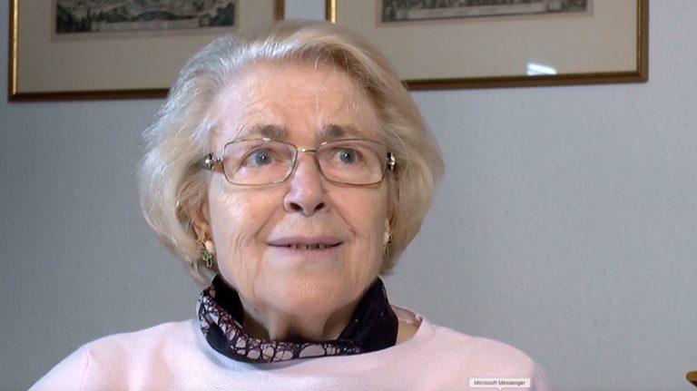 Hanne Lore Reinert, Sindelfingen
